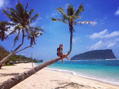 Travelling around Samoa