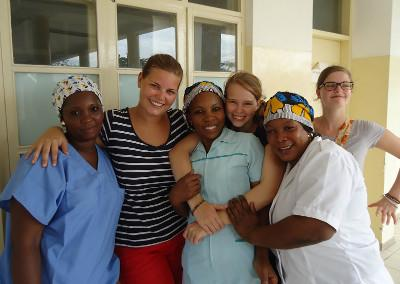 Volunteer Midwifery Placement in Tanzania