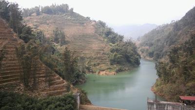 Beautiful landscapes in Vietnam