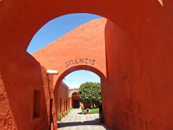 Visiting Arequipa
