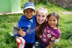 Care project in Peru