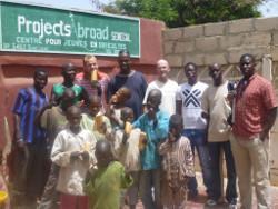 Care in Senegal
