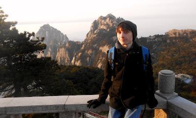 Beautiful views in China