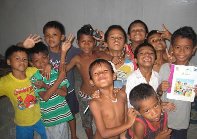 Volunteer project in an orphanage in Cambodia
