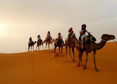Volunteering Morocco