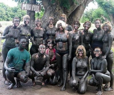 Sabeto mud baths
