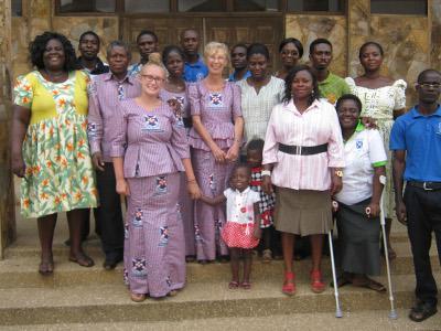 Dissertation in Ghana