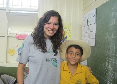 Volunteer Teaching project in Costa Rica
