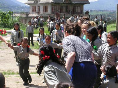 Heather T. - Care & Community in Nepal