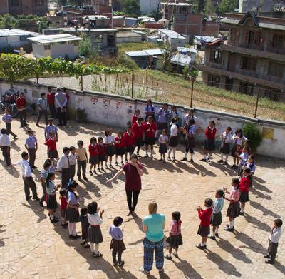 School games Nepal