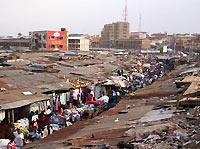 Market in Accra