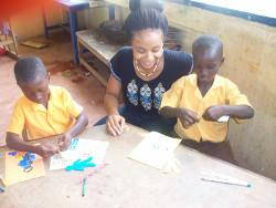 Care Project in Ghana