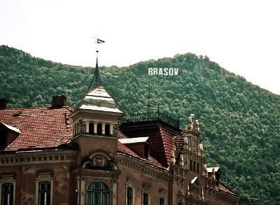 The views from Brasov