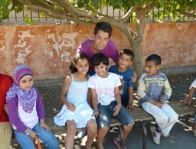 Morocco volunteering