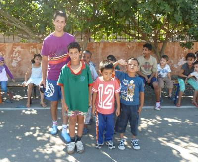 Sports project in Morocco