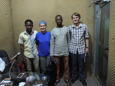 Radio show Ghana