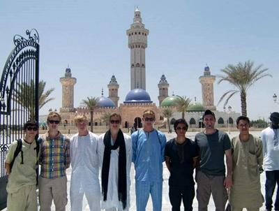 Volunteer trip to Touba, Senegal