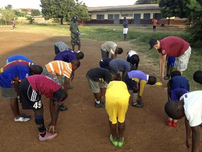 Sports coaching Ghana