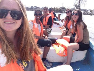 Boat Safari