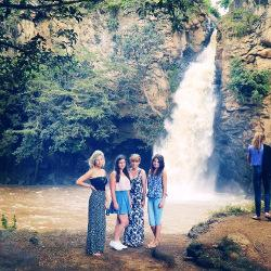 Weekend trip in Kenya