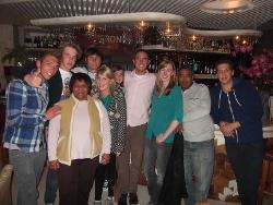 Volunteers in South Africa