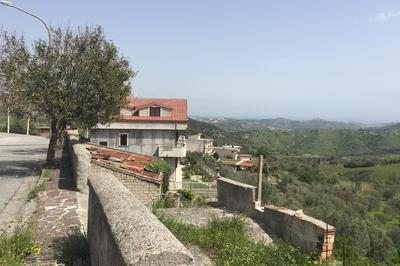 Scenic views in the South of Italy