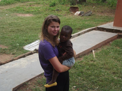 Jessie D. - Care & Community in Ghana