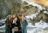 Visiting Bran Castle