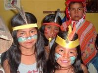 School play costumes