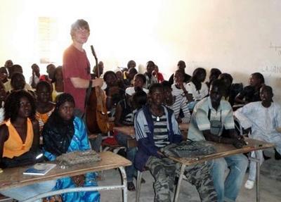 Class at my school