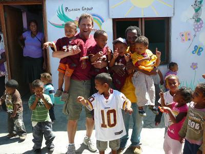 Volunteering South Africa
