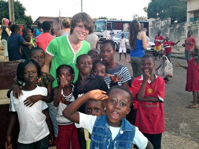 Jonathan W. - Care & Community in Ghana