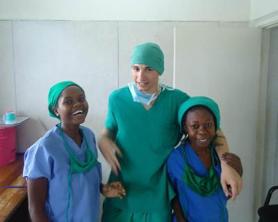 Medical Project in Tanzania