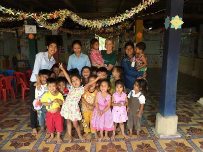 Care in Cambodia