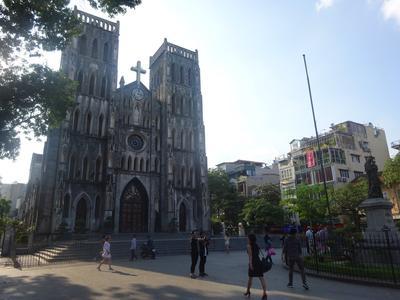 St Josephs Cathedral, Hanoi