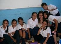 With some of my class