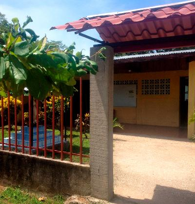 The dormitory at Bara Honda