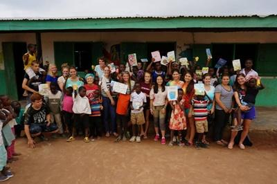 Building Project in Ghana