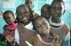 Some of my smiley students