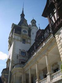 Castle at Sinaia