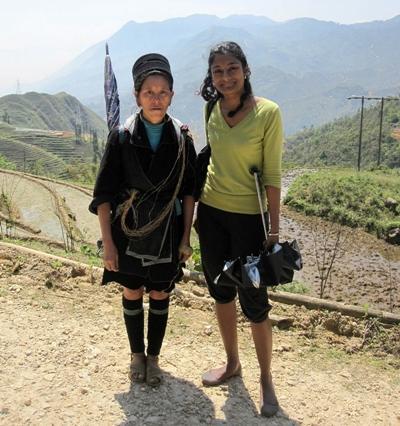 Volunteer trip in Vietnam