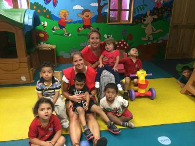 The Children at the Day Care