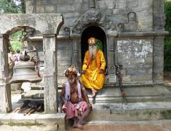 Nepali temple
