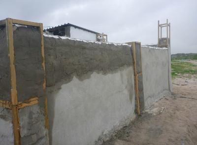 Voluntary building project in South Africa