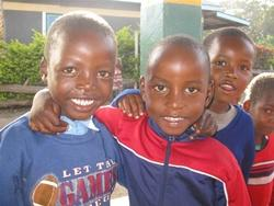 Children at Good Hope