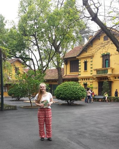 Laura in Vietnam