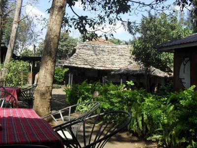 Cafe in Arusha