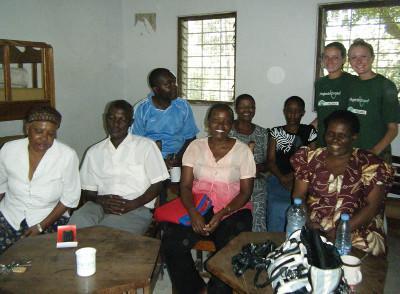 Volunteer host family