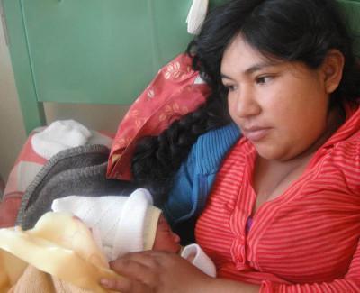 Volunteer midwifery project Peru