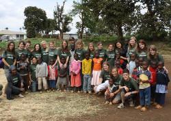 Tanzania volunteering